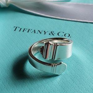 Vintage 1934 Tiffany & Company Spoon-ring